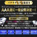 超スーパーおすすめ商材(AAA「トリプルA」(A3)(Autoweb Autopilot Affiliate )